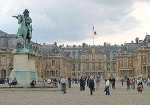 Версаль – дворец-парк