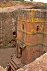 11 церквей Лалибелы (Lalibela) - архитектурные достопримечательности Эфиопии - фото (фотографии)
